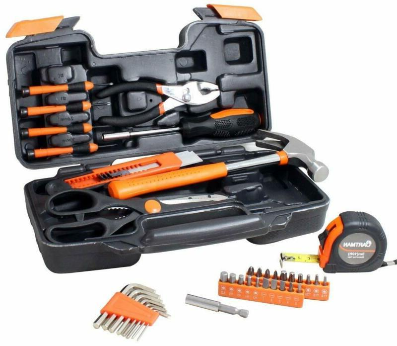 39 Set Household Hand Tools Cartman Box Toolbox Storage