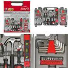 53 Piece Household Tool Set With Wrenches Precision Screwdri