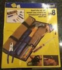 Toolsmith 8 Piece Tool Set w/ Tool Roll Pouch