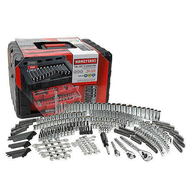 99040 450 piece mechanic tool set