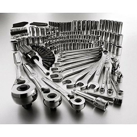Craftsman 165 Piece 165 pc Kit Metric Ratchet Wrench Socket