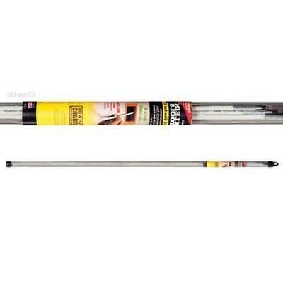 Klein Tools 56415 15ft. Mid-Flex Glow Rod Set, Fish Rod Guar