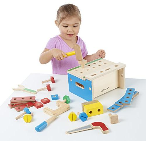 Melissa and Tool - Wooden Building Set