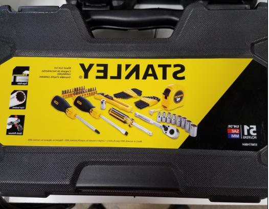 Stanley STMT74864 51pc Mixed Tool Set New
