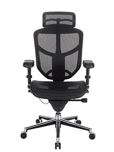 Workpro 9000 Series Ergonomic High-Back Chair With