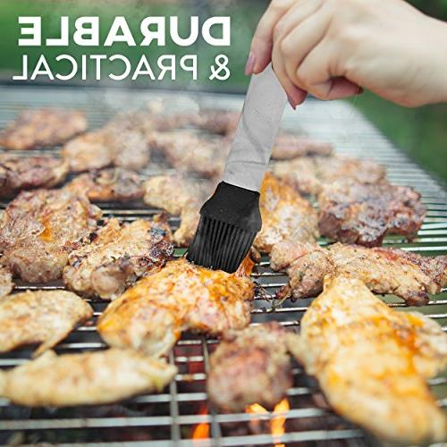 kaluns 21 Utensil Set, Heavy Stainless Tools, luxurious and tools Grilling Accessories Expert,