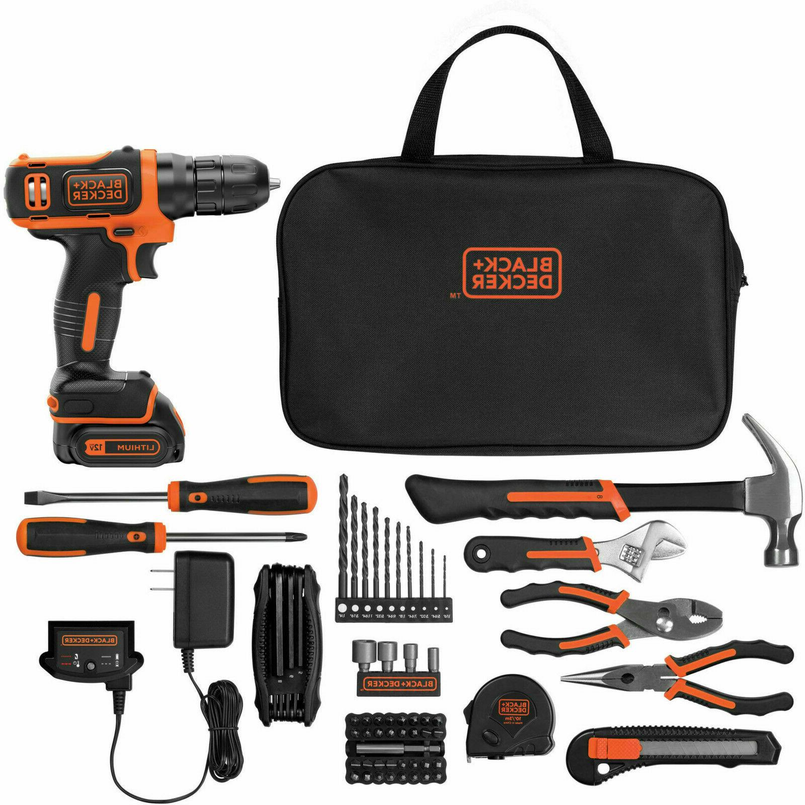 black decker max lithium ion