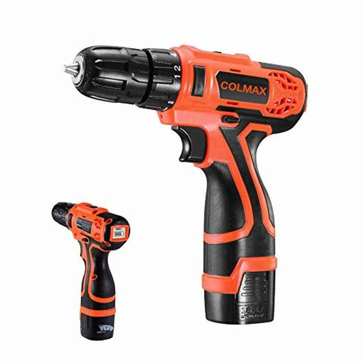 COLMAX Tool With 16.8V and Household