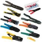 Crimping Stripping Tool Set Ratchet Crimper Cable Wire Elect