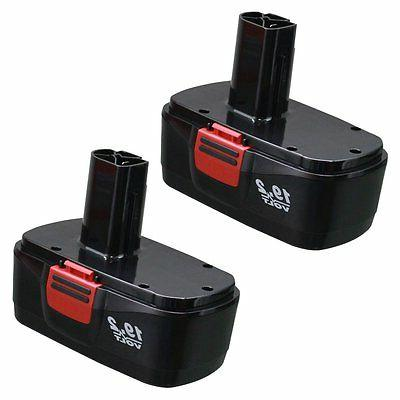 2 pack Battery Replace...FREE SHIPPING NEW
