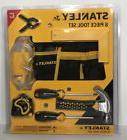 Stanley Jr 8 Piece Tool Set Real Tools For Kids Limited Life