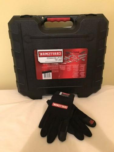 CRAFTSMAN 9-37094 Mechanic Tool Set Case