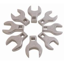 14-Piece Sunex Tools Sunex 9721 1//2 Drive Fractional Jumbo Straight Crowfoot Wrench Set