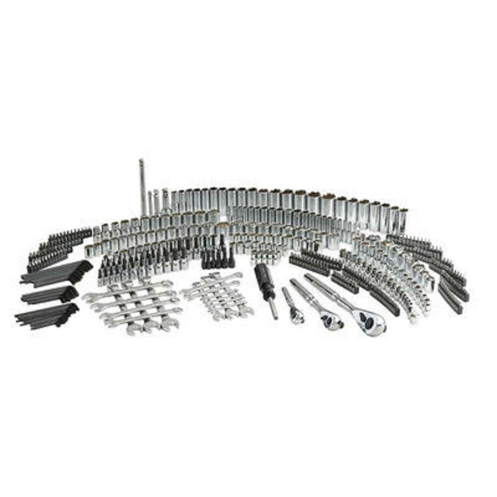 New Craftsman Mechanic's Tool Set With 3 450pc