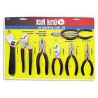 Pliers Wrench Hand Tools Set Needle Nose Crescent Wire Cutte