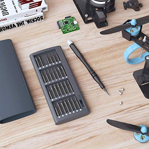 Precision in 1 Driver Bit Set Klearlook Pocket Set Repair Tool for Electronics iPad Tablet
