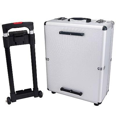 599 pc Tool Set Standard Case Box Organize Trolley