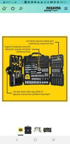 Stanley STMT73795 Mixed Tool Set - 210 Piece