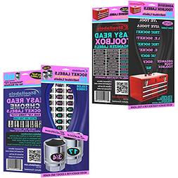 "Steellabels -""Think Pink"" Ladies Combo Deal - 1 set of Craft"