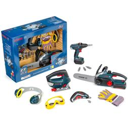Bosch Large Toy Power Tools, 14-Piece Set - Kid Set Edition