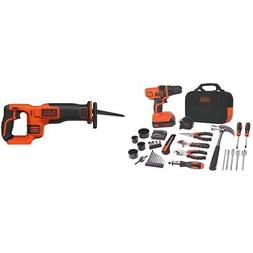 BLACK+DECKER LDX120PK 20-Volt MAX Lithium-Ion Drill and Proj