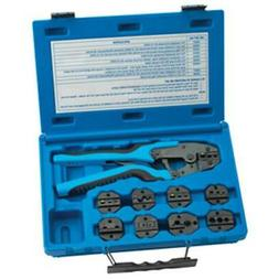 Master Ratcheting Terminal Crimper Set