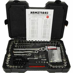Craftsman 220 Pc. Mechanics Tool Set w/ Carrying Case, Ratch