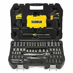 STANLEY CONSUMER TOOLS Mechanics Tool Set, 108-Pc. DWMT73801
