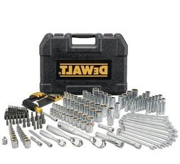 DEWALT Mechanics Tool Set, 205-Piece