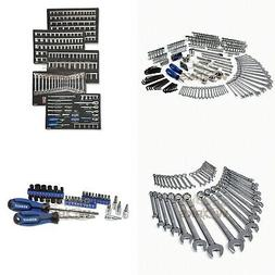 Kobalt 856855 300-Piece Advanced Mechanic's Tool Set in Foam