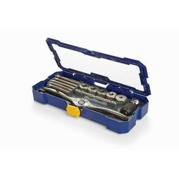IRWIN 14-Piece Metric Tap and Die Set Steel Tools New Thread