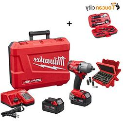 """Milwaukee M18 FUEL 18-Volt Lithium-Ion Brushless 1/2"""" Mid To"""