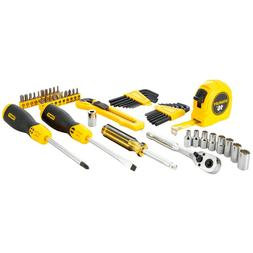 Stanley Mixed Hand Tool Set with Carrying Case  | STMT74864