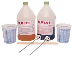 Secure Set Model # SS-4-10, 1 Gal.Concrete Alternative-High