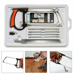 Multi-Purpose Saw Set Kit Hand Tools Cutter For Glass Wood M