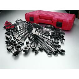 New Craftsman 115 pc Universal Mechanics Tool Set w/Case FRE