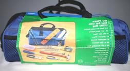 NEW 60 Piece Companion Tool Set for Household and Car Care w