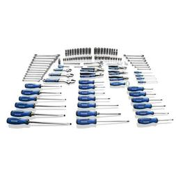 New and Improved Kobalt 100-Piece Household Durable Tool Set