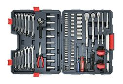 NEW CRESCENT CTK148MPN 148 PIECE GENERAL PURPOSE TOOL SET