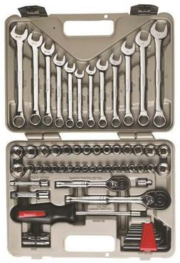Crescent CTK70MP Mechanical Tool Set with Case 70-Piece