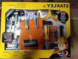 New Stanley Jr. Tool Belt Set - 11 tools and accessories To