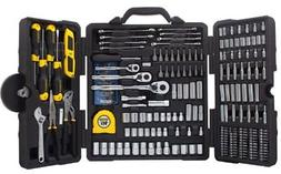 NEW STANLEY STMT73795 Mixed Tool Set, 210-Piece FREE2DAYSHIP