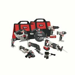 Porter-Cable PCCK619L8 20V MAX Cordless Lithium-Ion 8-Tool C
