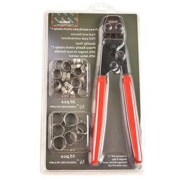 IWISS PEX Cinch Clamp/Ear Hose Clamps Crimping Tool for Stai