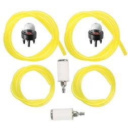 Polyurethane Fuel Lines with Fuel Filter Bulb for Tygon <fon