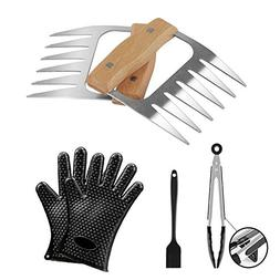 JoicyCo Pulled Pork Shredder Claws Grill Accessories Barbecu