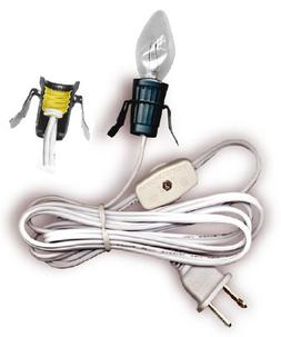 National Artcraft Replacement Cord Set With Clip-In Style So