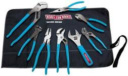 Channellock Tool Roll-8 8pc Professional Tool Set with Tool