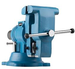 5-inch Rotating Bench Vise, Ductile Iron