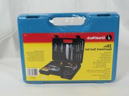 Great Neck Saw 27 Piece Apartment Tool Set
